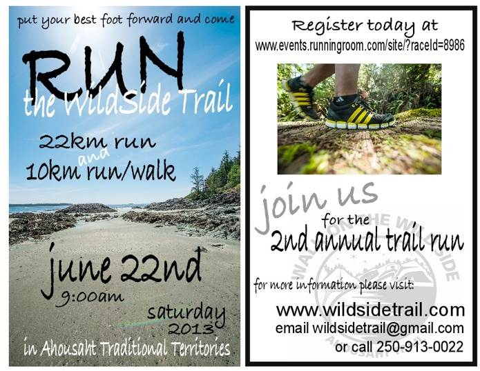 Wildside Run 2013