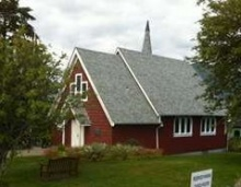 St Colomba Church Tofino